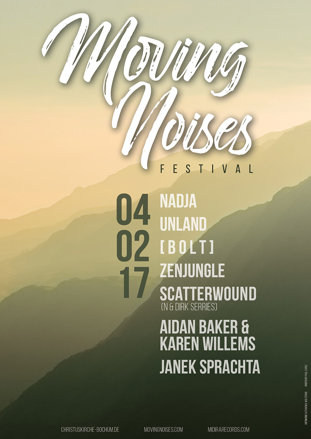 moving noises 2017
